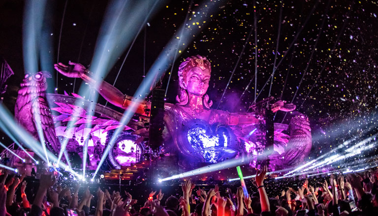 EDC Guangdong 2018 Photo Gallery 派对相册 Header